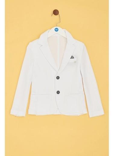 Nebbati Ceket Beyaz